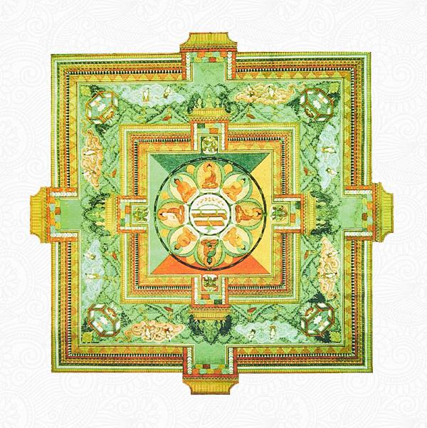 buddha-yantra