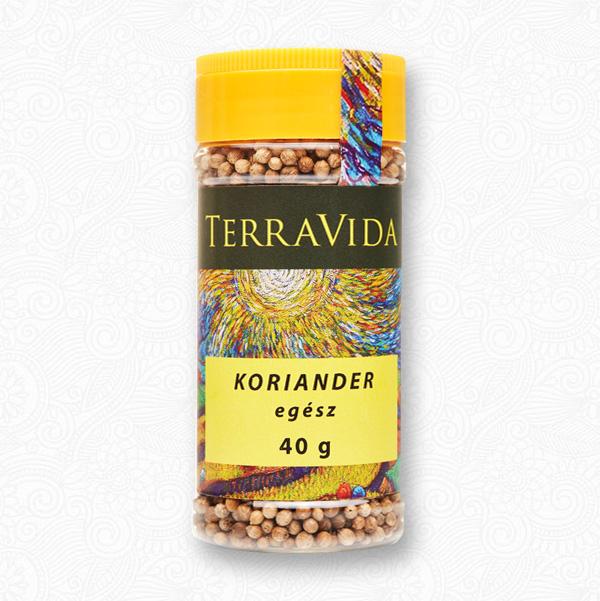 koriander-egesz